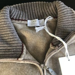 Gran Sasso Cashmere Lana Sweater